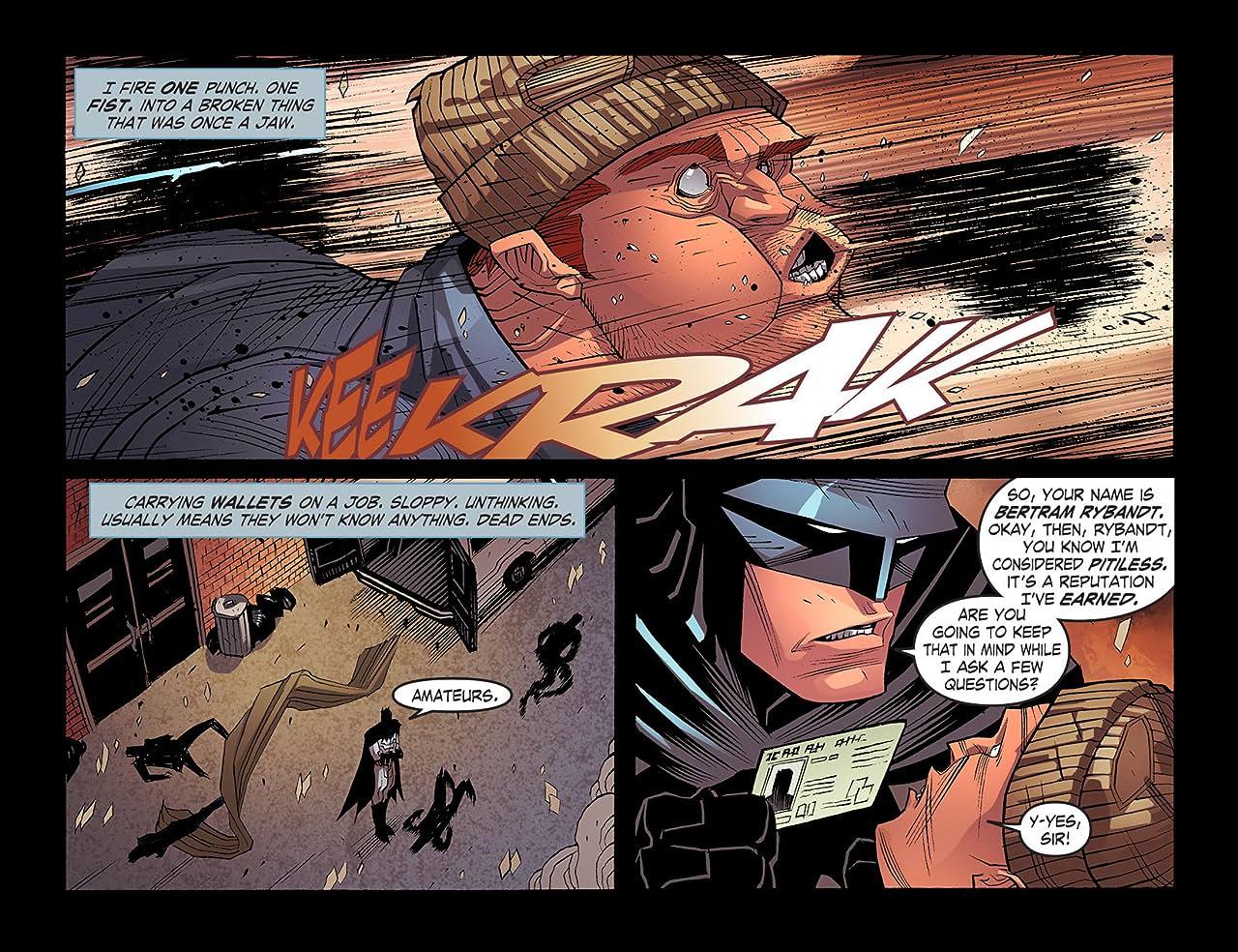 Legends of the Dark Knight (2012-) #22