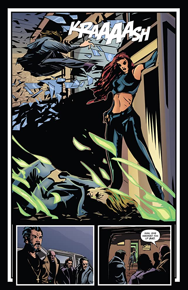 click for super-sized previews of Grimm Fairy Tales #3: Halloween Special 2011