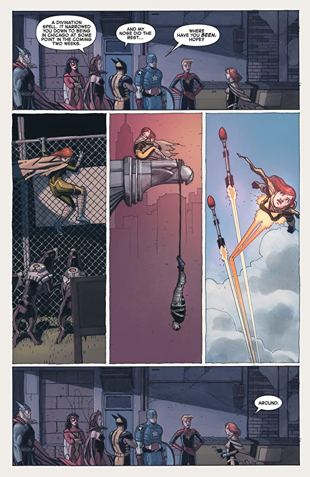 click for super-sized previews of AVX: Consequences #5