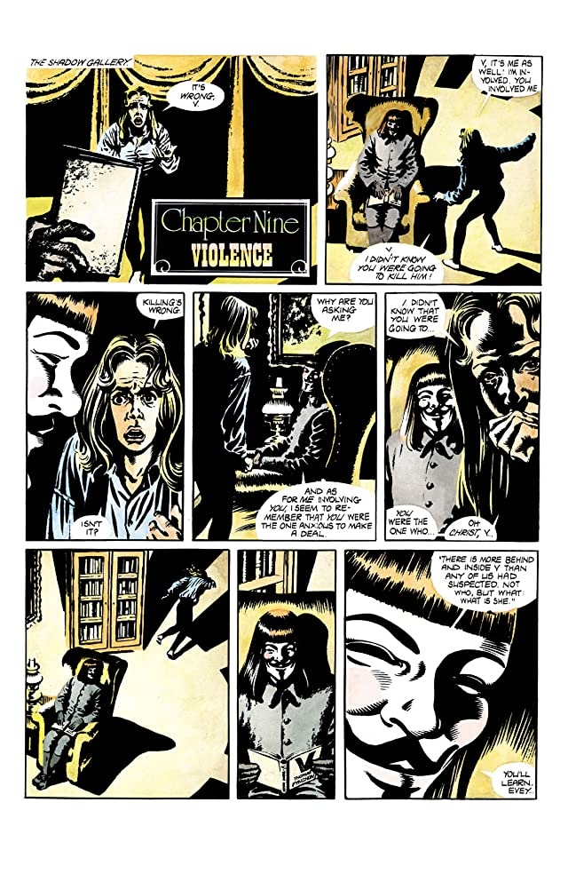 V for Vendetta #3 (of 10)