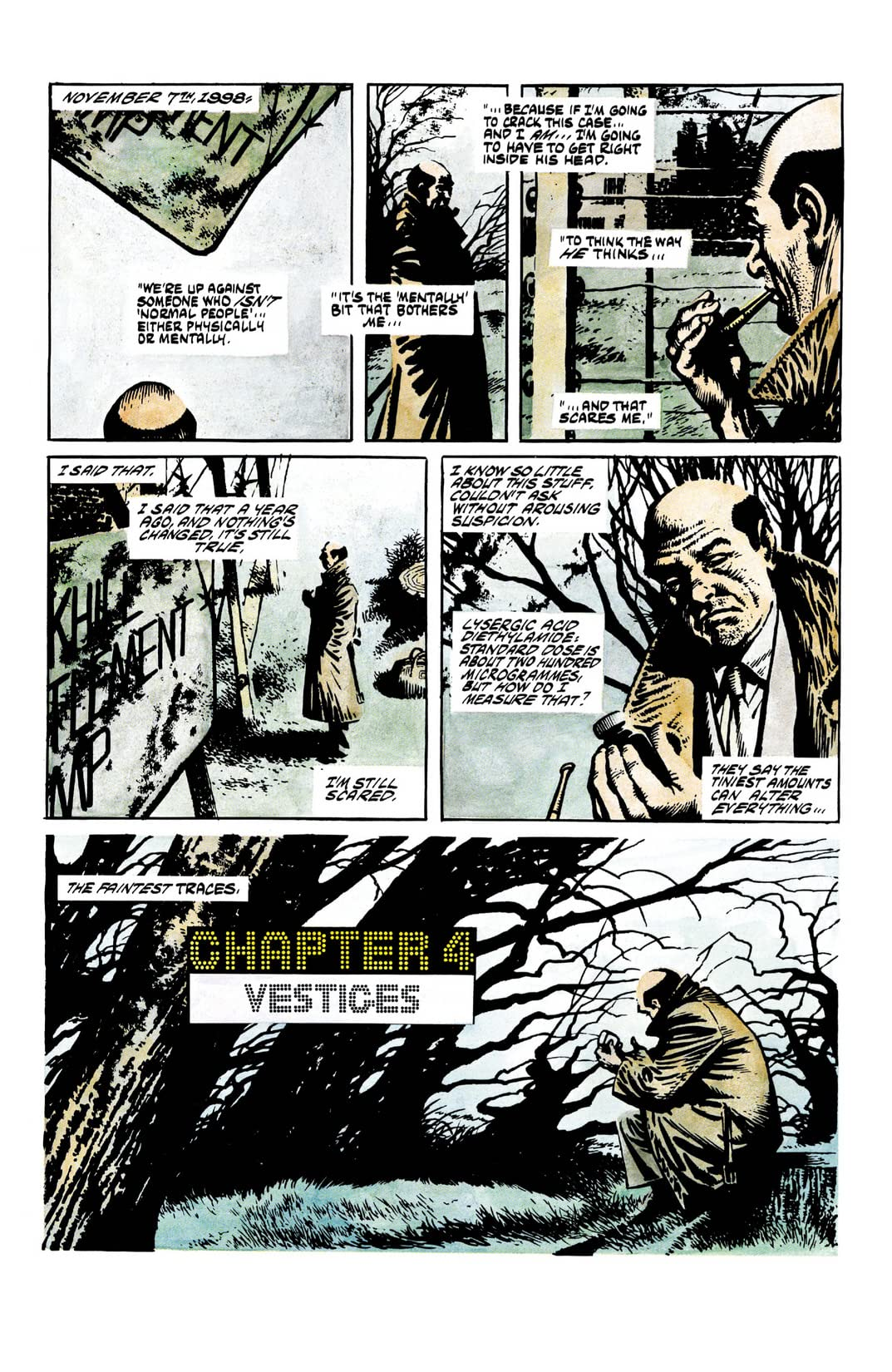 V for Vendetta #9 (of 10)