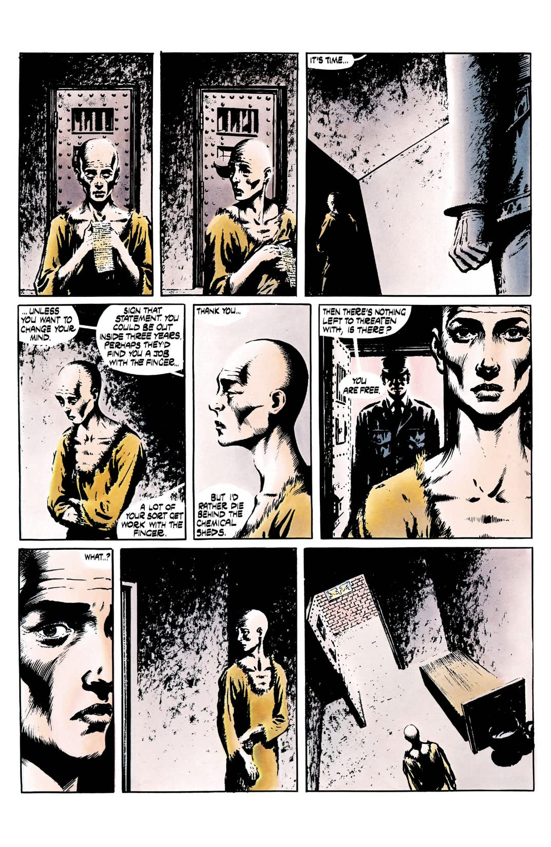 V for Vendetta #7 (of 10)