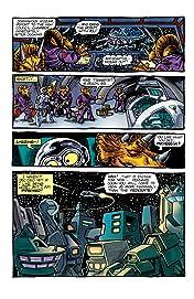 Teenage Mutant Ninja Turtles: Color Classics #6