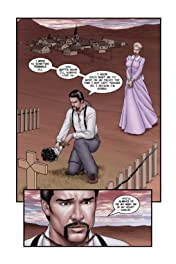 The Misadventures of Clark & Jefferson: Hairy Things #1