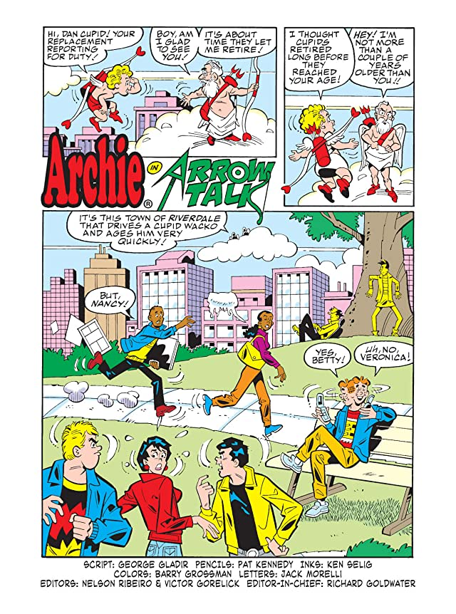 click for super-sized previews of Archie Digest #240