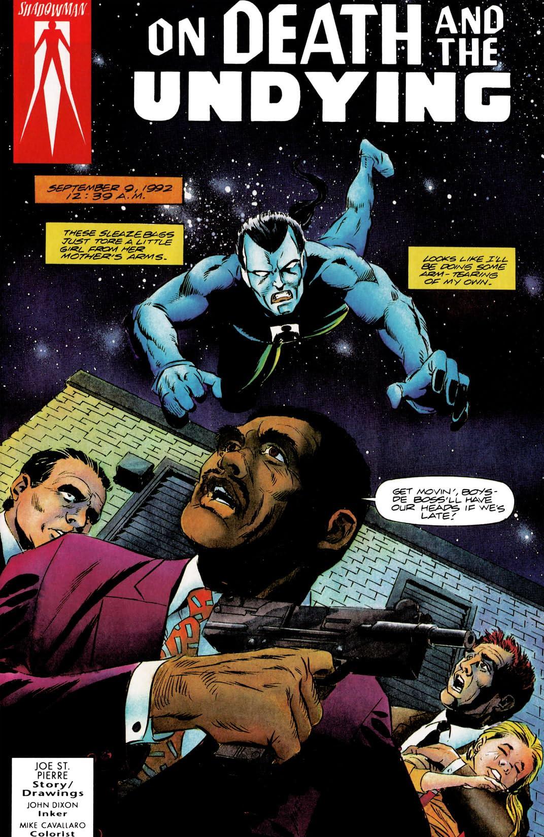 Shadowman (1992-1995) #9