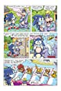 click for super-sized previews of Sonic the Hedgehog Archives Vol. 9
