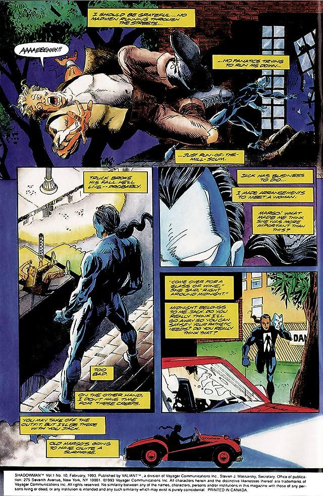 Shadowman (1992-1995) #10