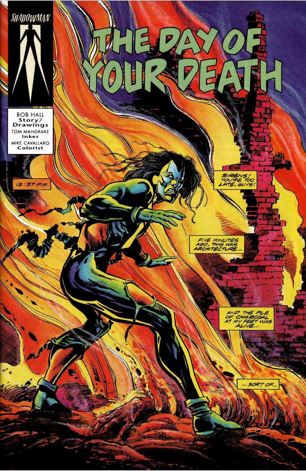 Shadowman (1992-1995) #11