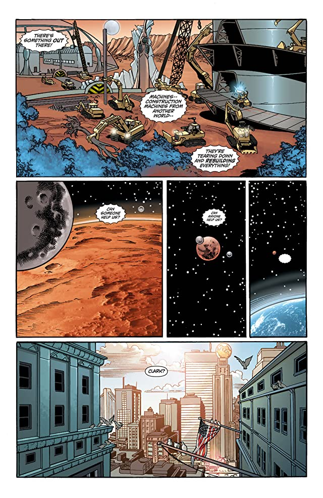 click for super-sized previews of Action Comics (2011-) #14