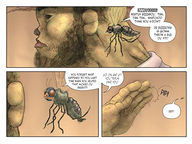 click for super-sized previews of Bayou #6