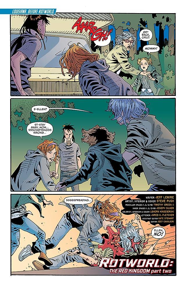 Animal Man (2011-2014) #14