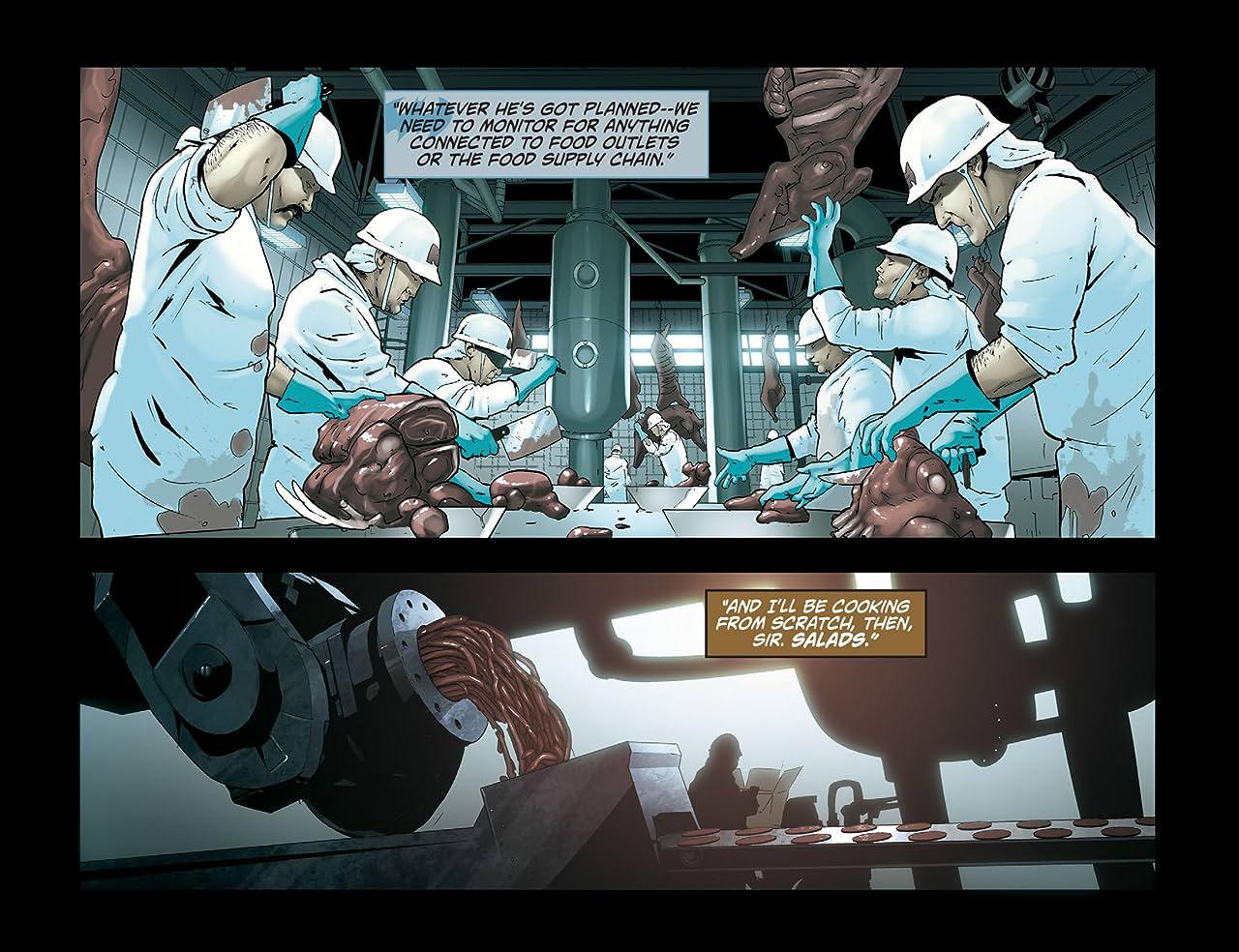 Batman: Arkham Unhinged #50