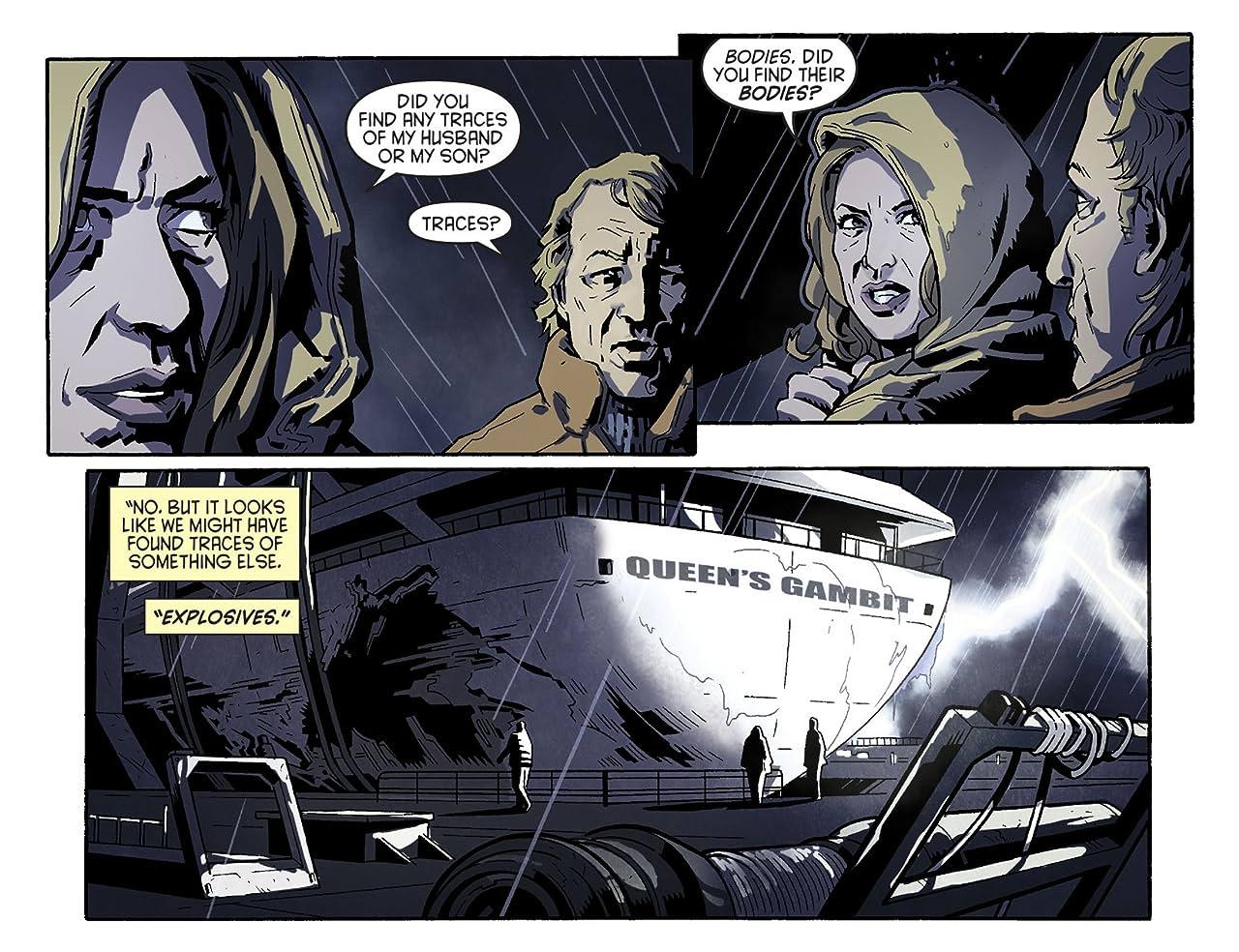 Arrow (2012-2013) #5