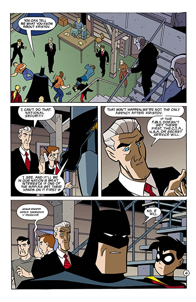 Batman: Gotham Adventures #26