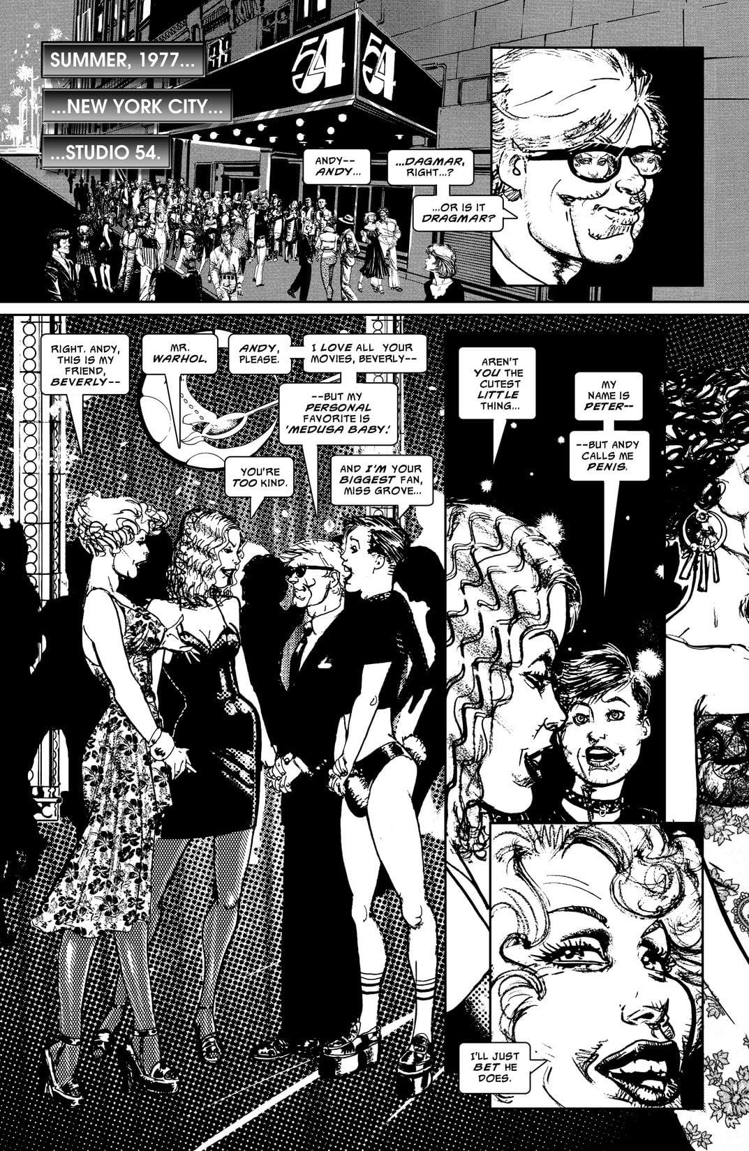 Black Kiss II #4 (of 6)