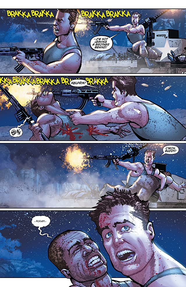 click for super-sized previews of GI Combat (2012) #6