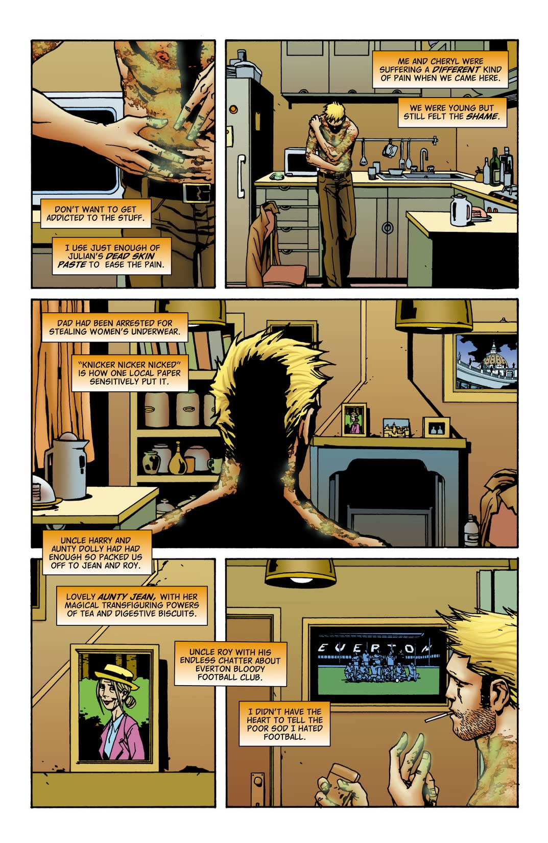 Hellblazer #253