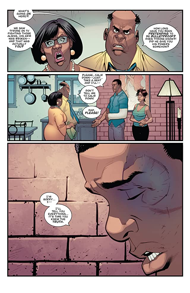 click for super-sized previews of Invincible #97