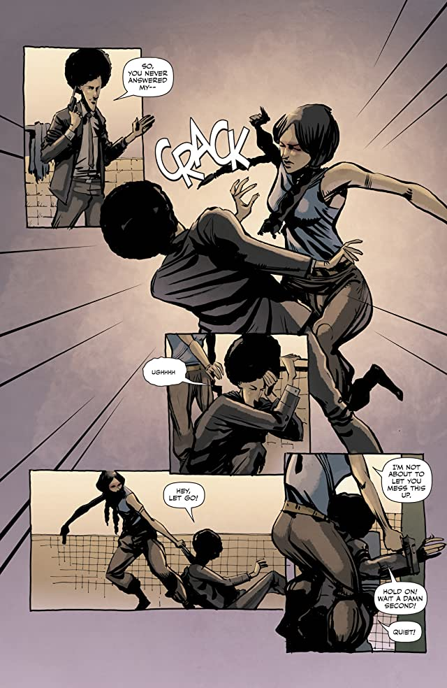 click for super-sized previews of Peter Panzerfaust #7