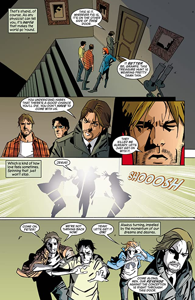 House of Mystery (2008-2011) #35