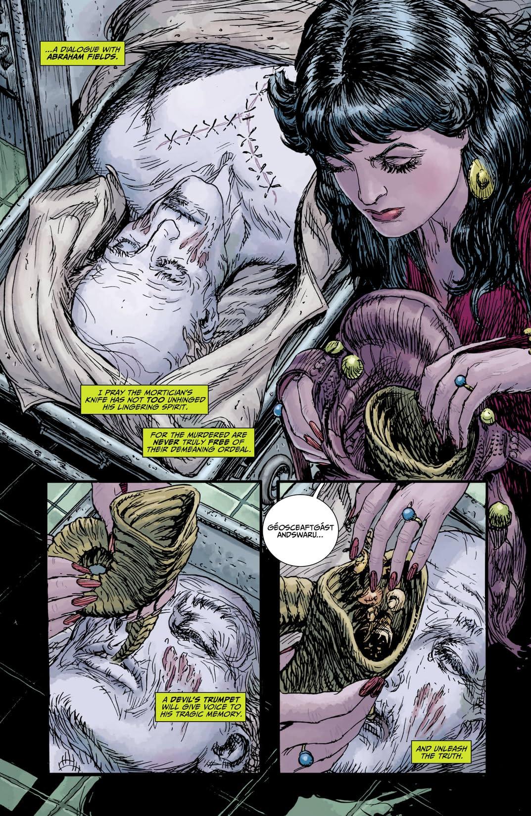 Madame Xanadu (2008-2011) #13