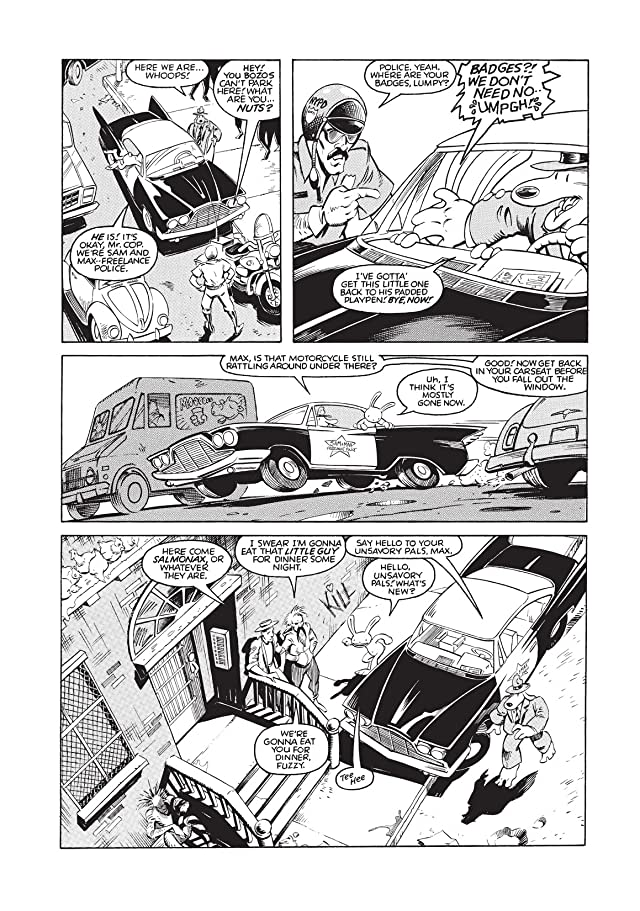 Sam & Max: Surfin' the Highway