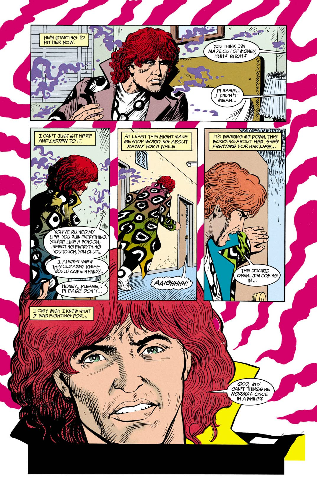 Shade, the Changing Man (1990-1996) #14