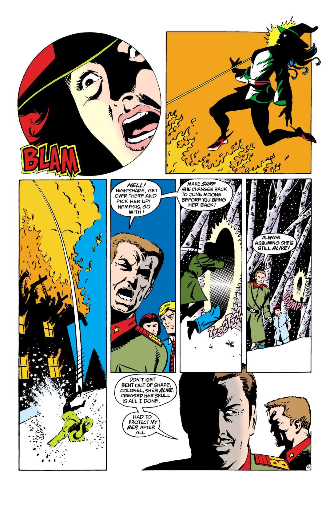 Suicide Squad (1987-1992) #6