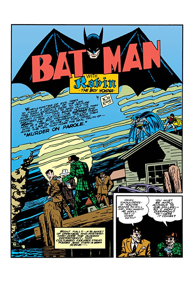 click for super-sized previews of Batman (1940-2011) #6