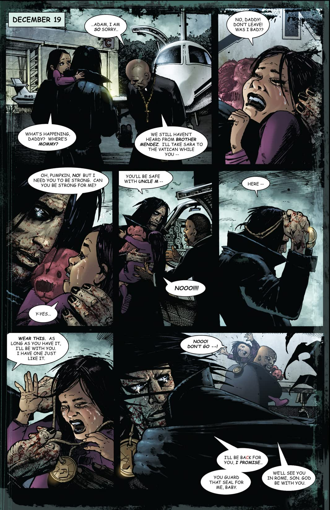 Four Horsemen of the Apocalypse #2 (of 9): Helldiver