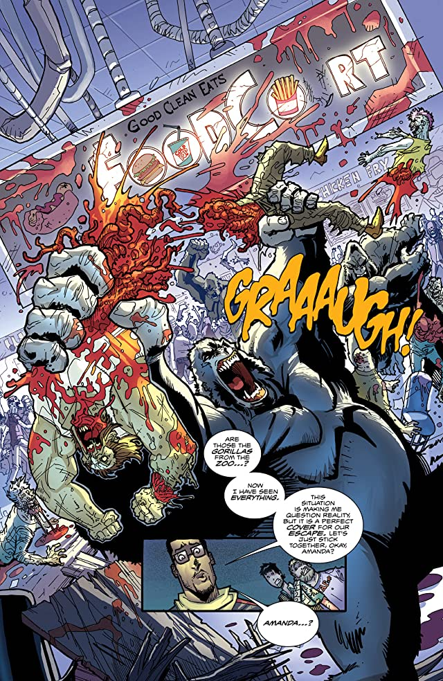Fanboys vs. Zombies #8