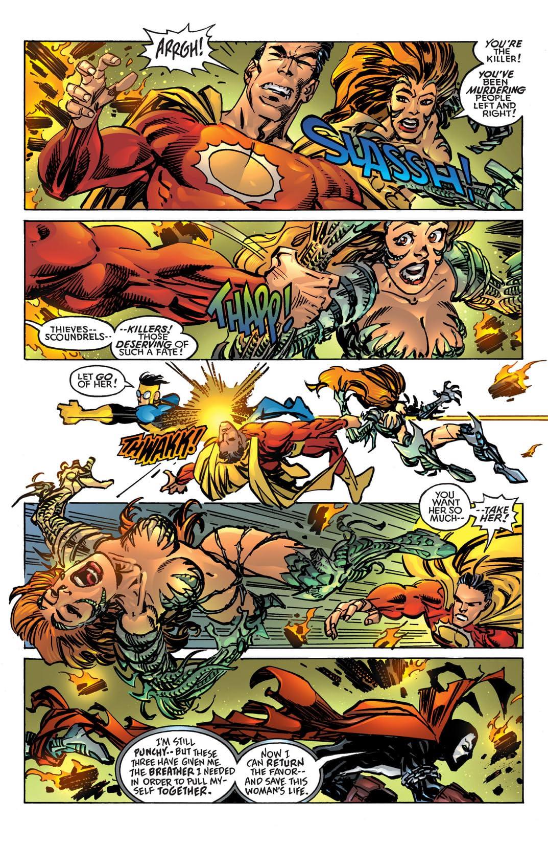 Savage Dragon #141