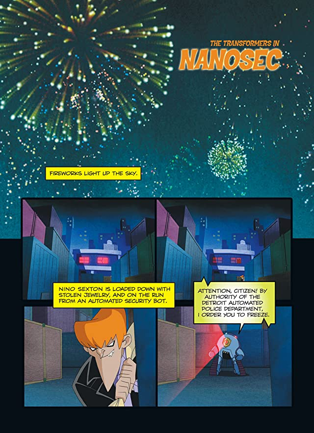 click for super-sized previews of Transformers Animated Vol. 2