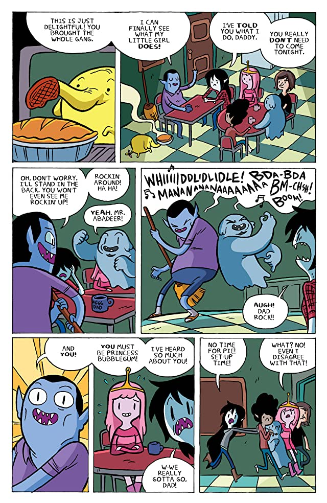 Adventure Time: Marceline and the Scream Queens #5