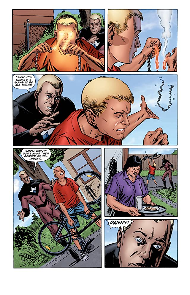 click for super-sized previews of Irredeemable #6