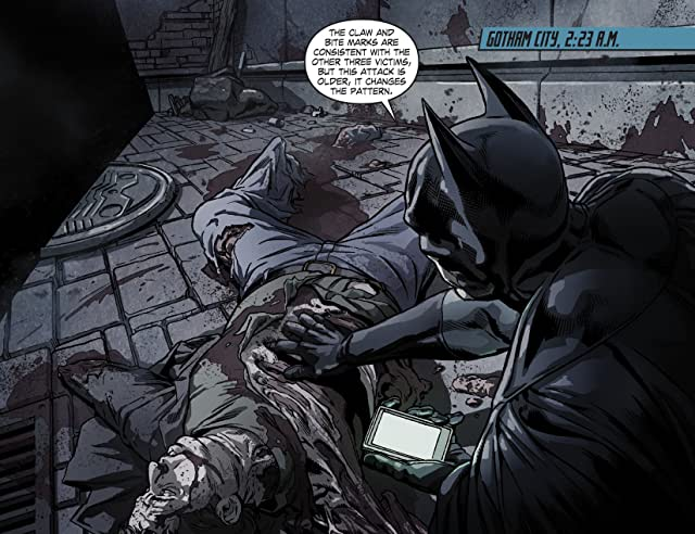 Legends of the Dark Knight (2012-) #23