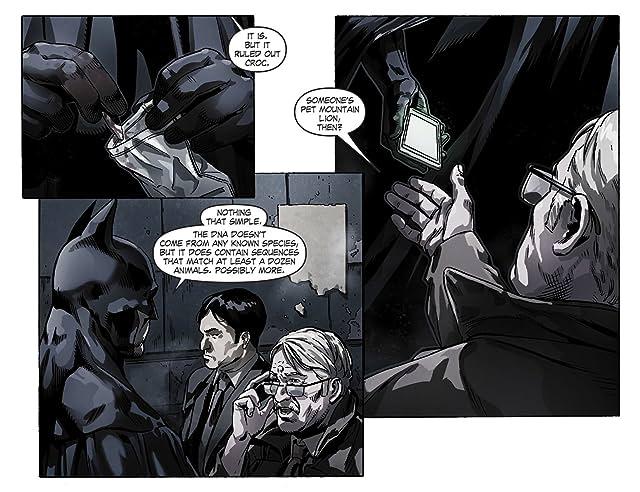 Legends of the Dark Knight (2012-) #23