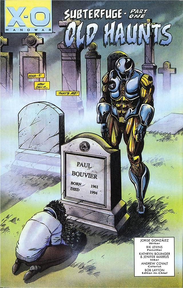 X-O Manowar (1992-1996) #31