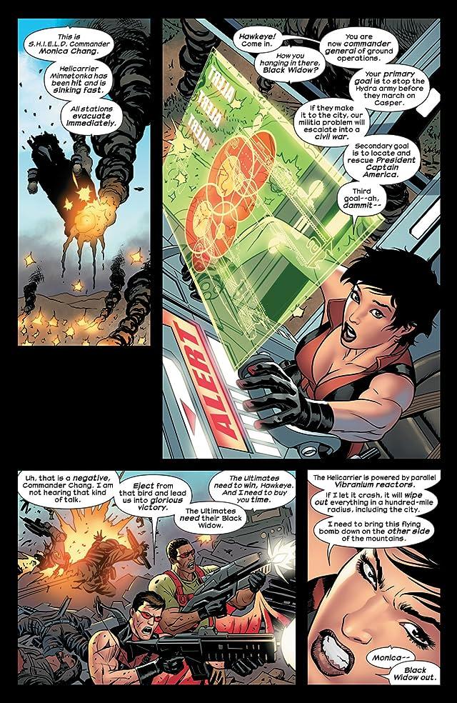 Ultimate Comics Ultimates #18