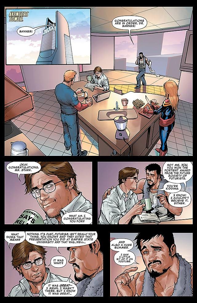 Avengers Assemble #9