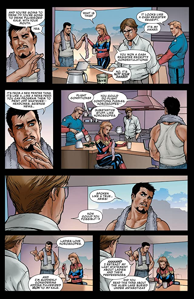 click for super-sized previews of Avengers Assemble #9