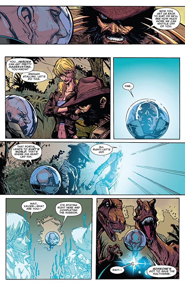 click for super-sized previews of X-Treme X-Men (2012-2013) #6