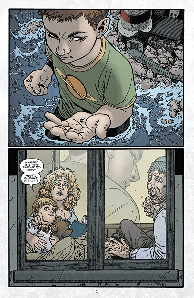 Locke & Key: Omega #1 (of 5)