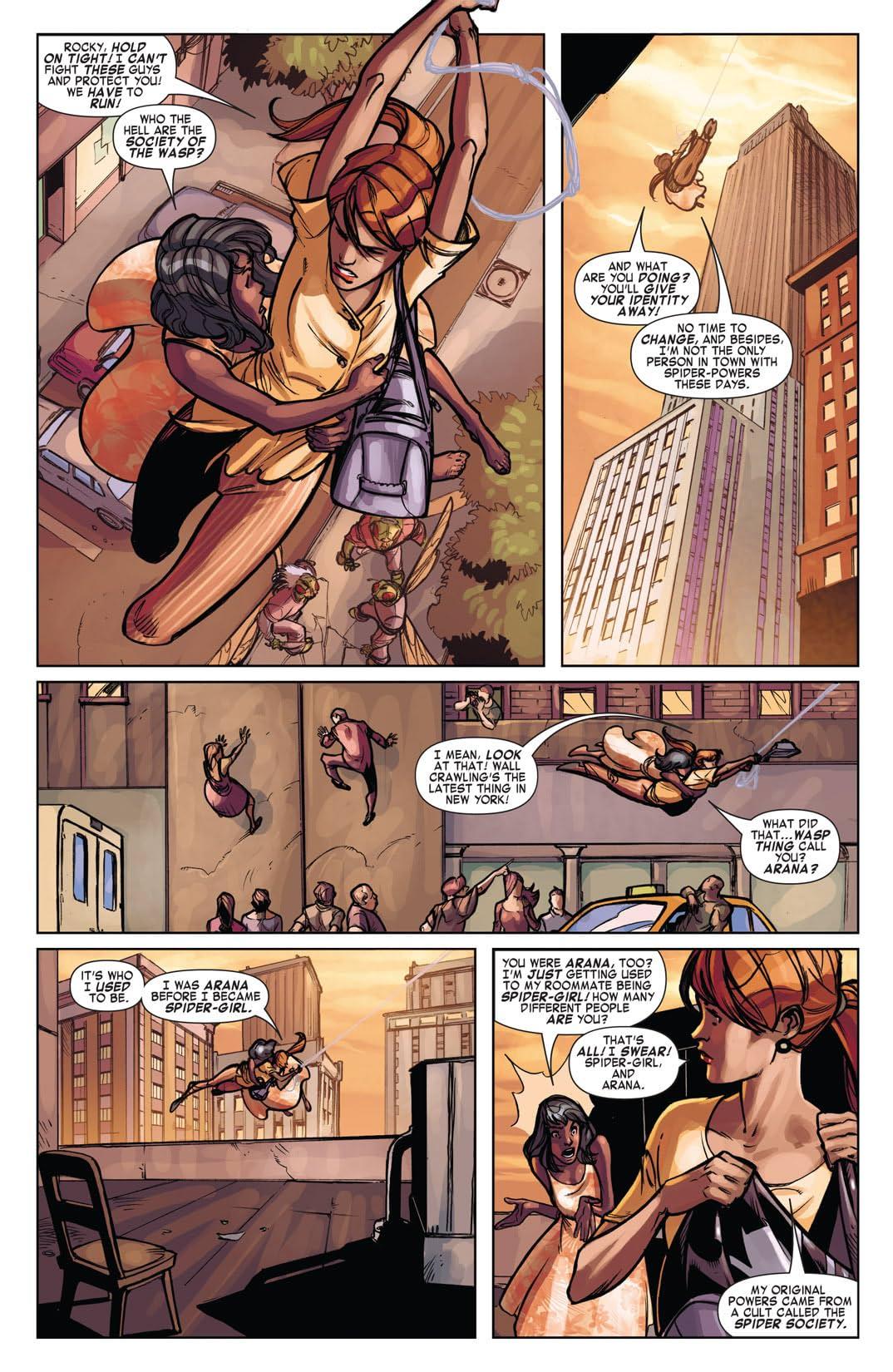 Spider-Island: Amazing Spider-Girl #1 (of 3)
