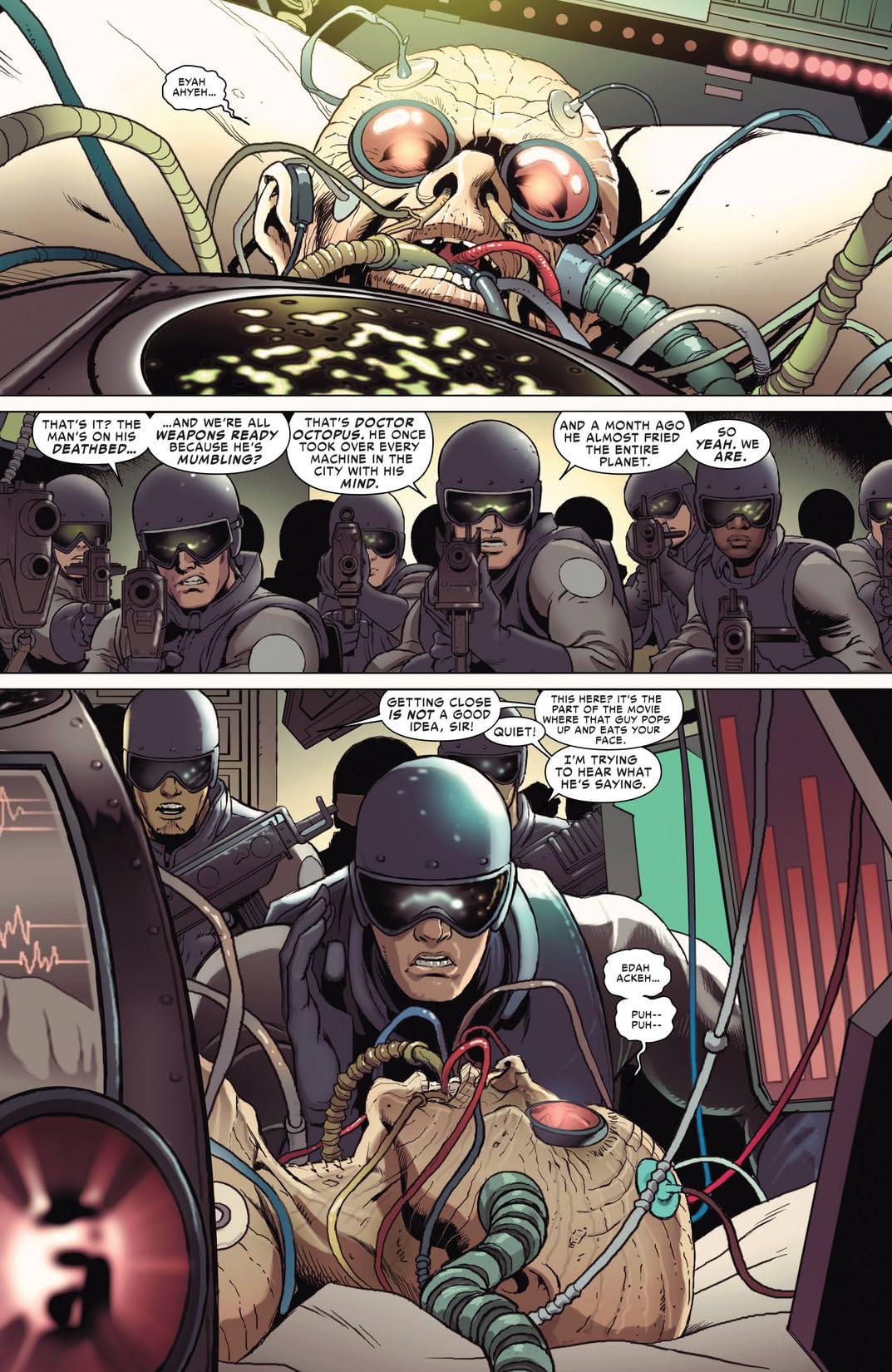 Amazing Spider-Man (1999-2013) #698