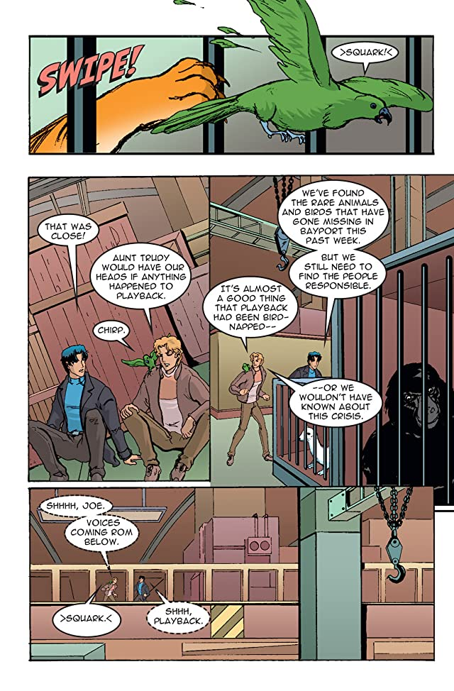 The Hardy Boys Vol. 7: Opposite Numbers Preview