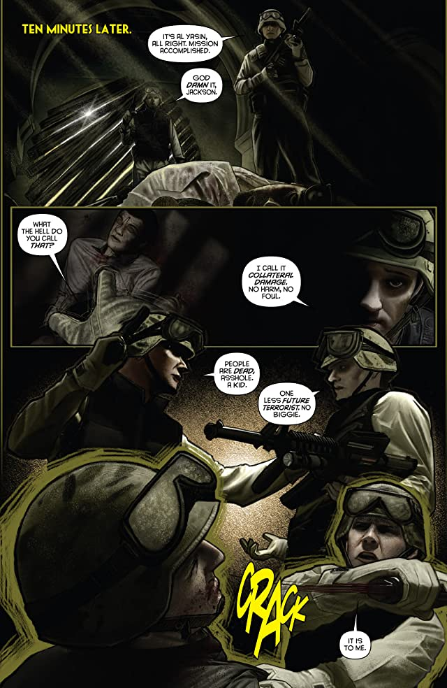 click for super-sized previews of The Spider #6