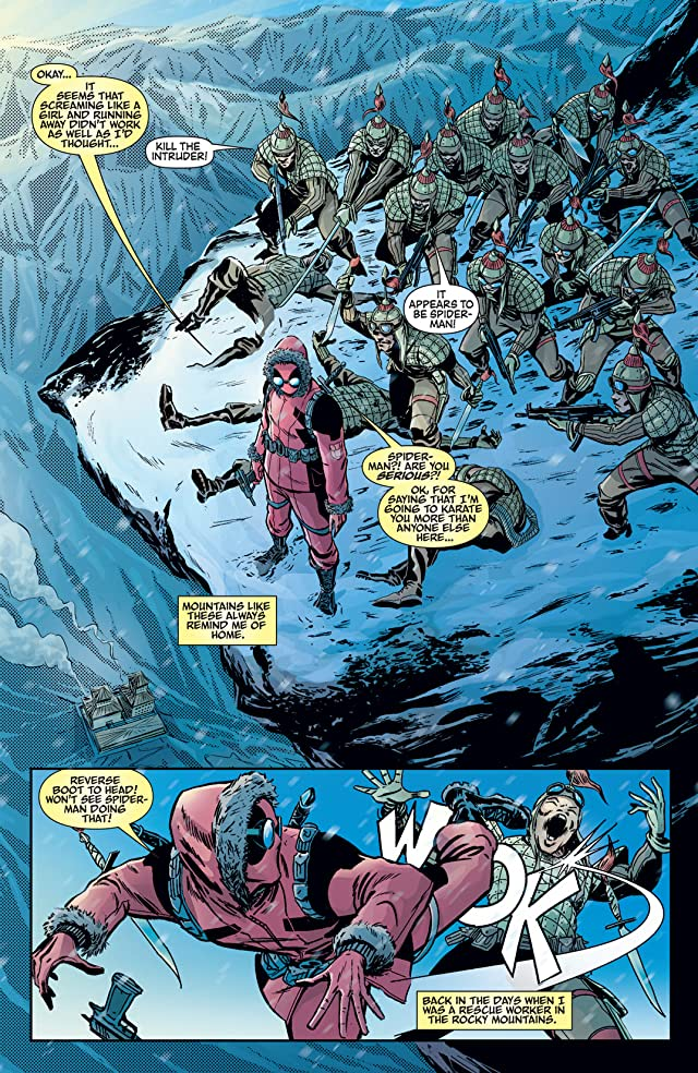 click for super-sized previews of Deadpool Team-Up #886