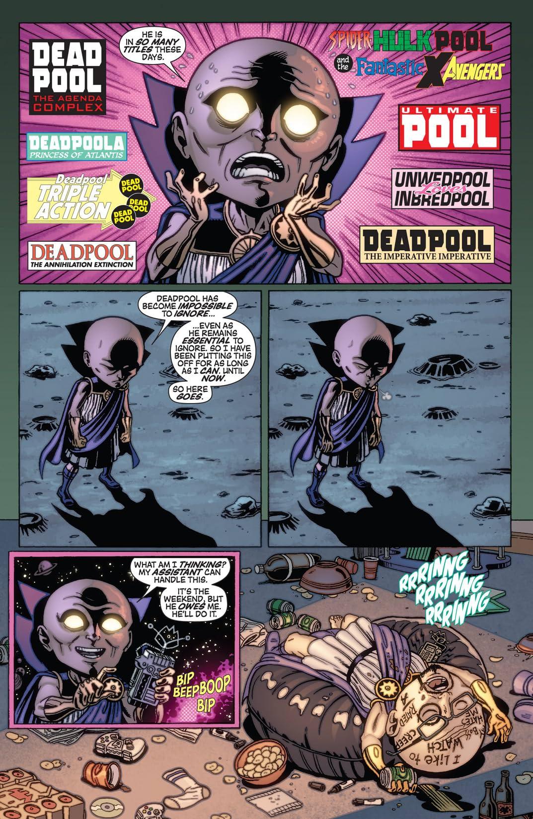 Deadpool Team-Up #884